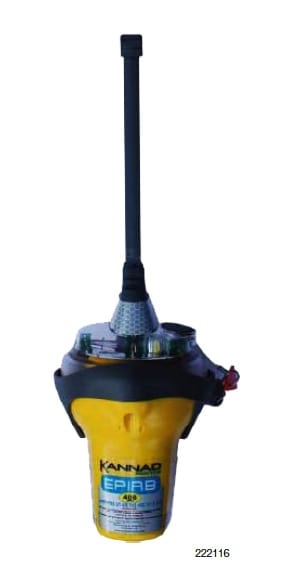Epirb 406Mhz Manual Activation