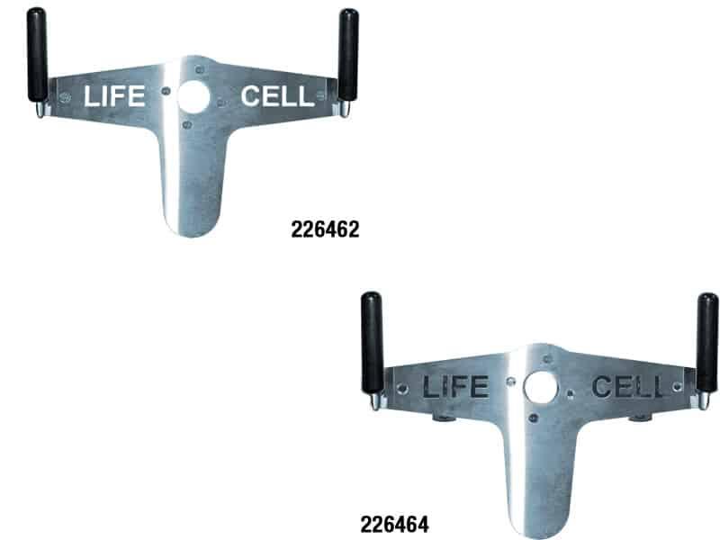 Life Cell Bracket S/S Bulkhead