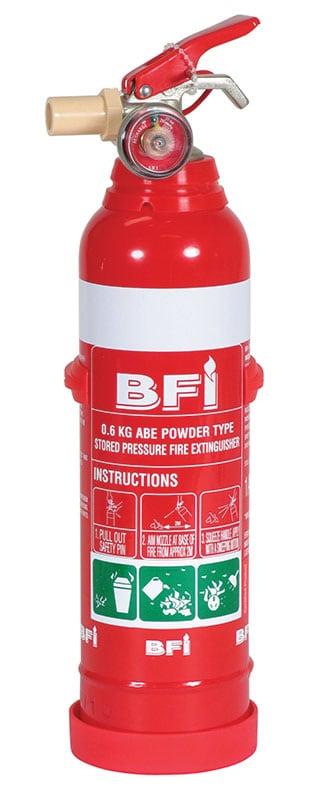 Fire Extinguisher Powder 0.6Kg