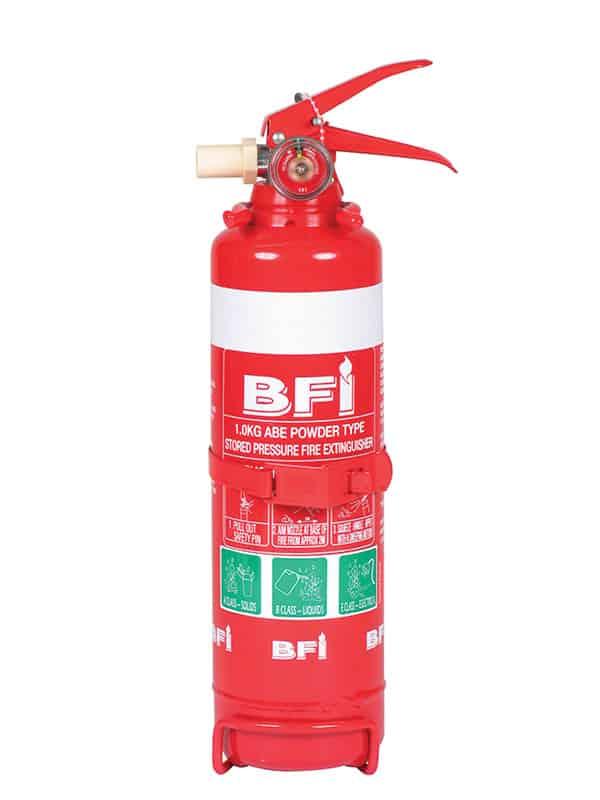 Fire Extinguisher Powder 1.0Kg