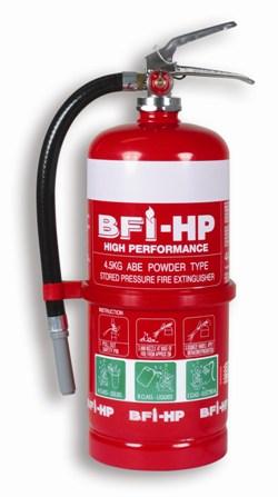 Fire Extinguisher Powder 4.5Kg Abe