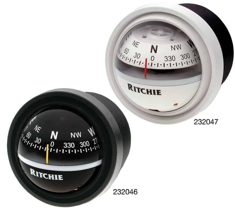 Compass Explorer Dash Mount Black V-57.2