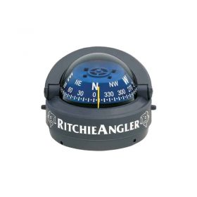 232072 Ritchie Compass - Angler Surface Mount Grey Ra-93
