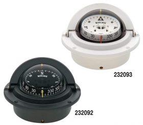 Compass Voyager Flush Mount Black F-83