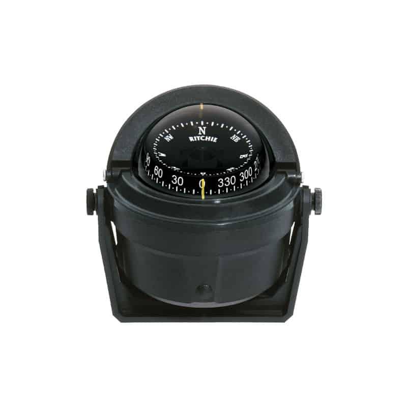 Compass Voyager Bracket Mount Black B-81