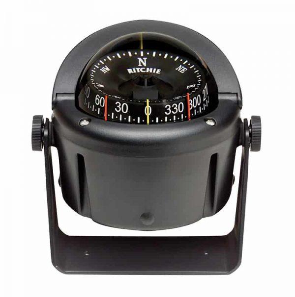 Compass Helmsman Bracket Mnt Black Hb-741