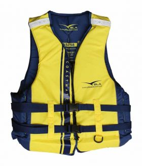 241558 BLA PFD - Coastmate Jacket Level 50 Adult XXL