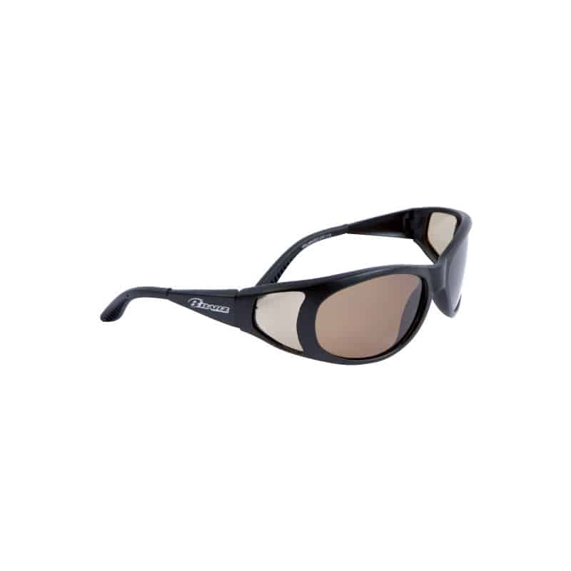 Sunglasses Straddie Black/Grey Pol