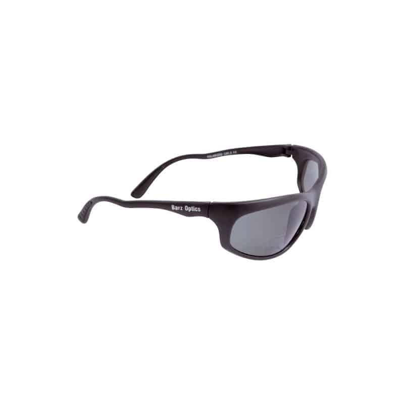 Sunglasses Nias Black/Gry Poly Pl Mag 2.5#