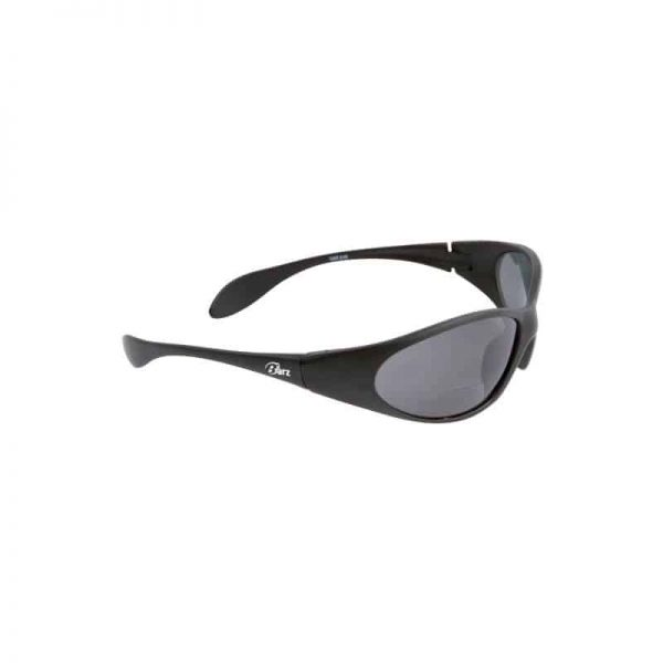 Sunglasses Nauru Black/Gry Poly Pol Mag1.5