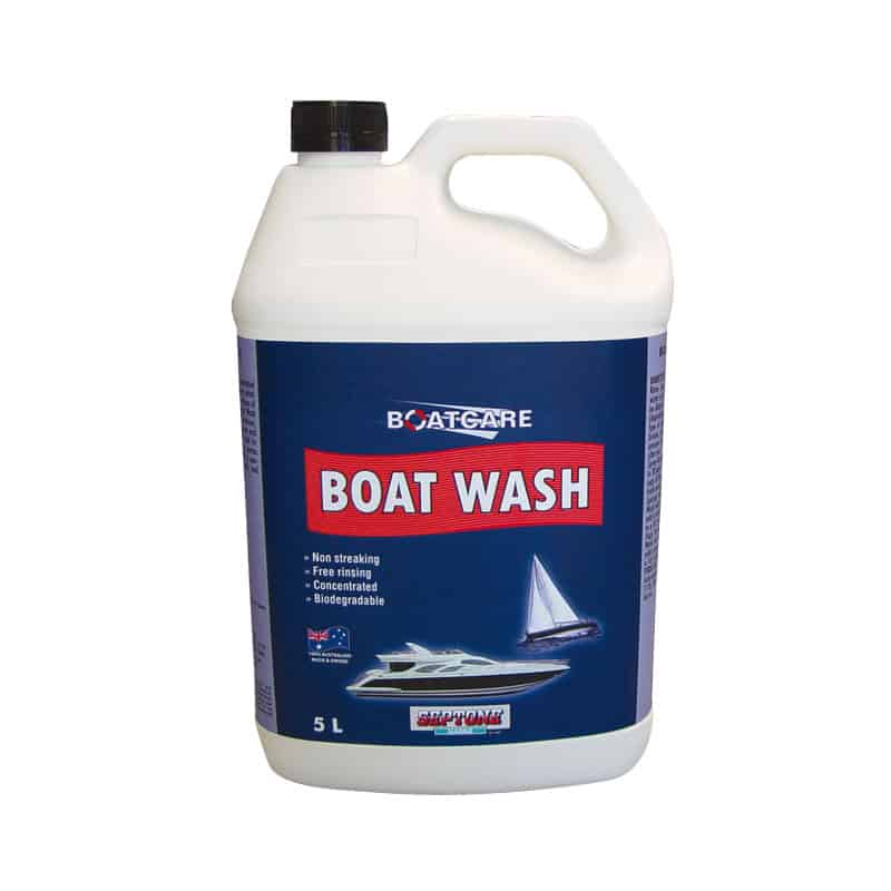 Boat Wash Cleaner 5L