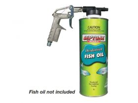 Spray Gun  Septone 1Lt Tall Can