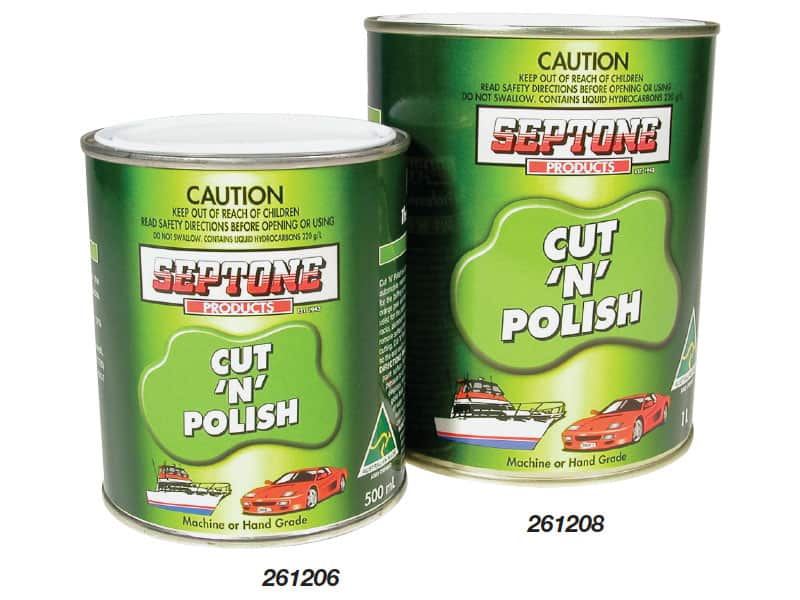 Cut N Polish Cut Comp 500Ml