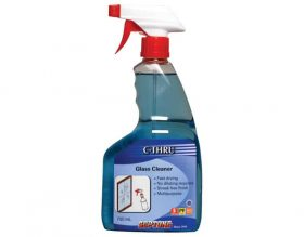C-Thru Glass Clean 750Ml