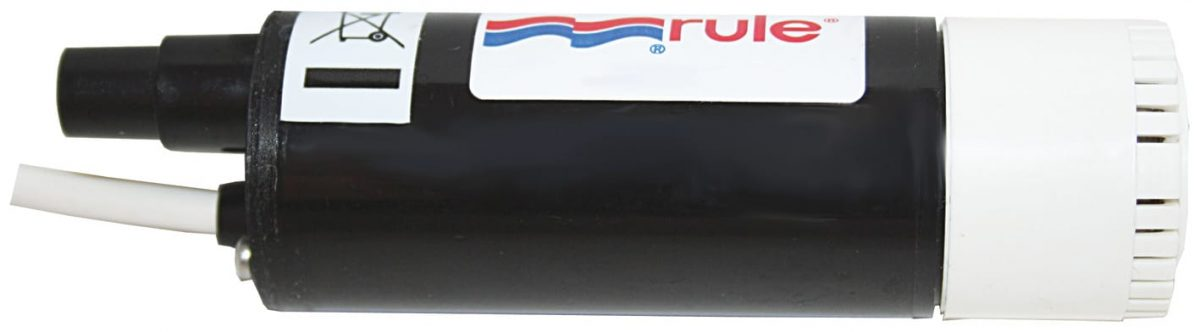 Rule IL200 Niagara pump 12 Volt