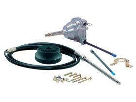 Seastar Steering System Kit No Feedback