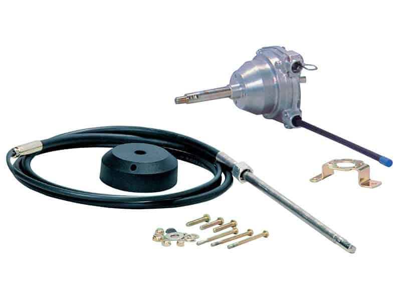 SeaStar Solutions Steering System Kit - HPS 3.0 Turn Planetary Gearing
