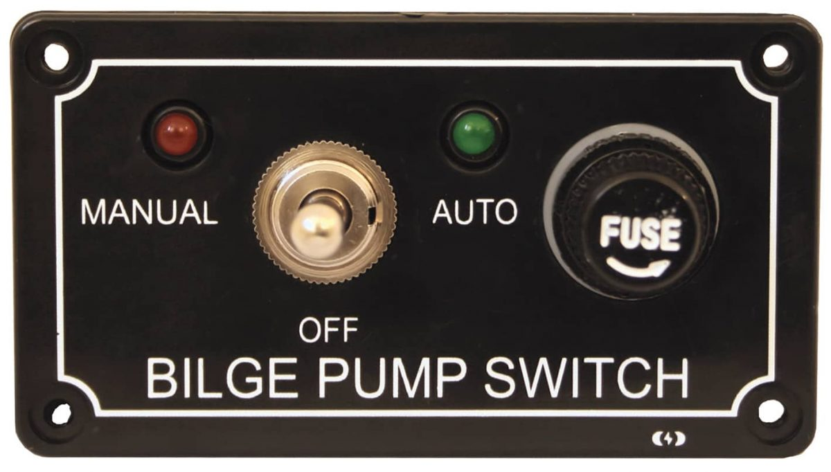 ge Pump Control Panel Switch - Boat Hut