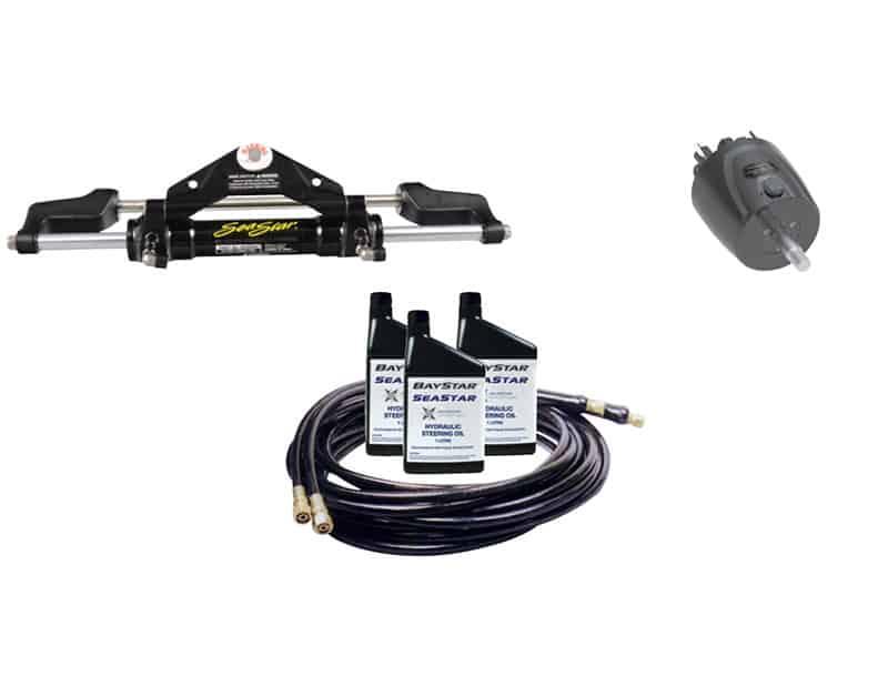 Steering Kit Seastar Pro Front Mnt 14Ft