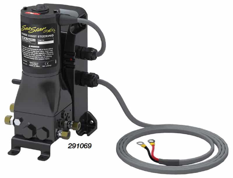 Power Assist Pro Steer Unit 12-24V