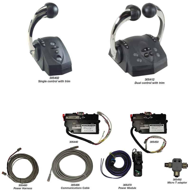 Control I6300 Electronic Single