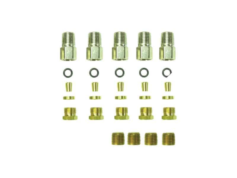 Reservalve Fit Kit 1 Engine 5/16 Nylon