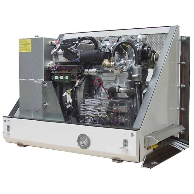 Fischer Panda 8000 Pvk-U 230V50Hz 8Kva