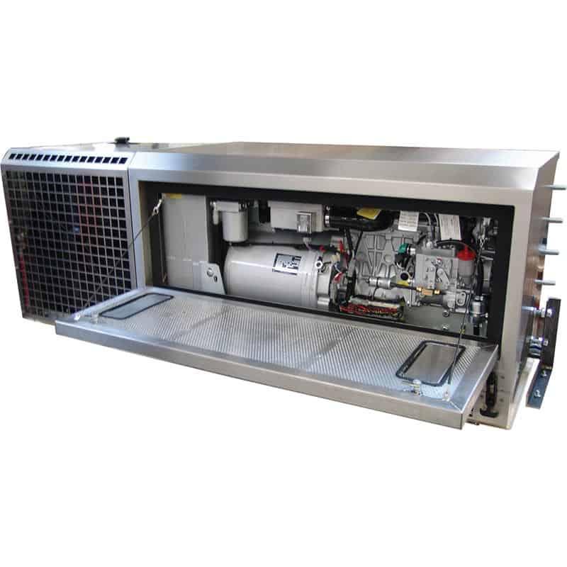 Fischer Panda 8000 Pvk-Uk 230V50Hz 8Kva