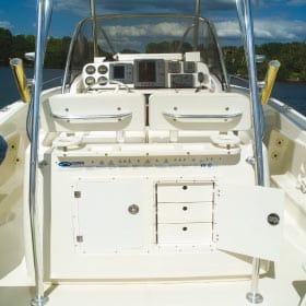 King Starboard 1/4 White/White 54X96