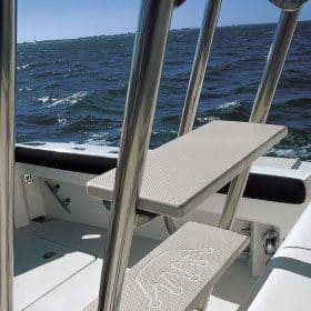 King Starboard As 3/4 White/White 54X96
