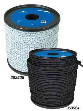 353626 BLA Cord - Shock Blue Fleck 8mmx100m