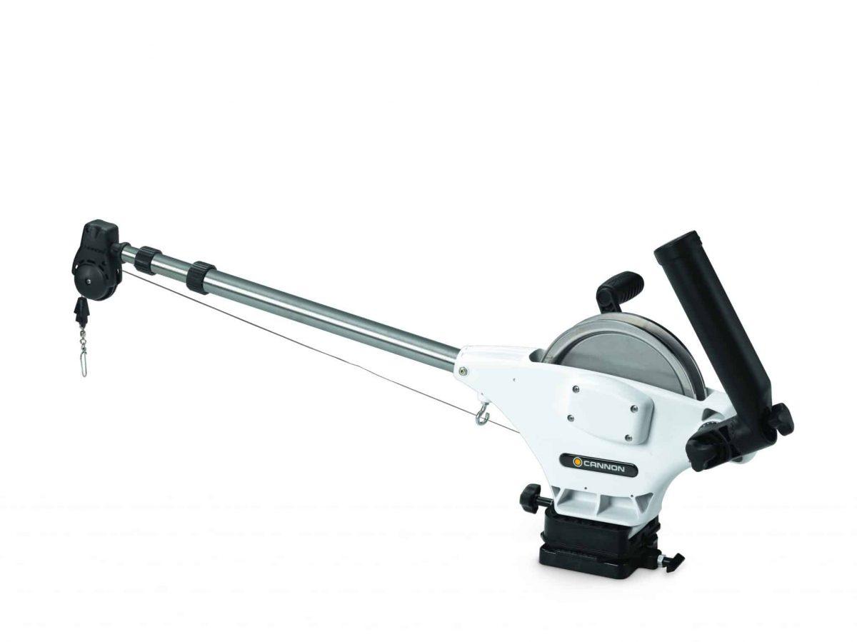 Down Rigr Canon Uni-Trol 10 Torn Met Stx