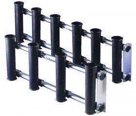 Rack Coaming 4 Rod Holders