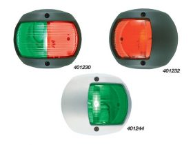401244 Perko Navigation Lights - Side Mount Starboard White