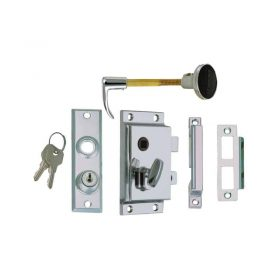 Latch Non Mortise Reg Bevel Box Strike