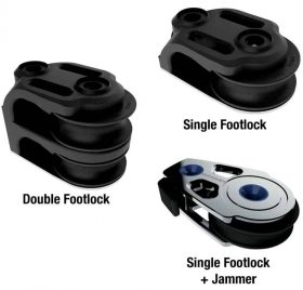 Block Synchro Footblock 60mm