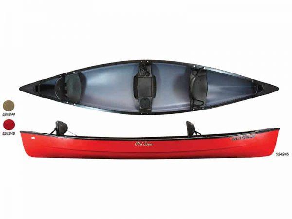 Canoe Guide 147 3 Seater Camo
