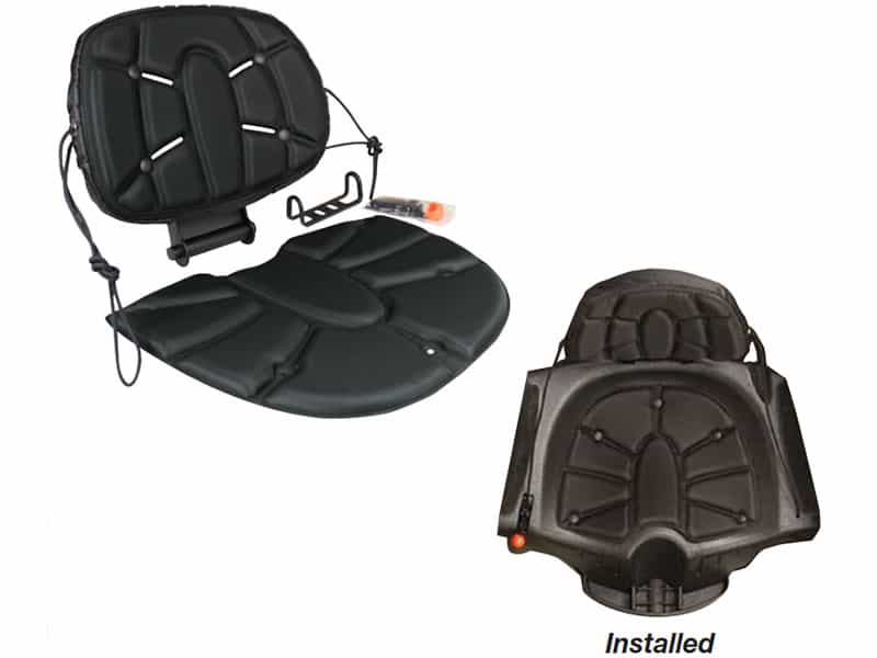 Seat Back Kit  Saranac Canoes