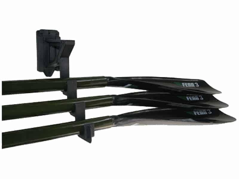 Storage Rack 3 X Paddles