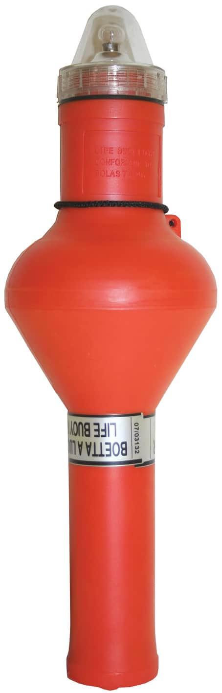 TREM SOLAS Lifebuoy Light - Traditional Bulb Style