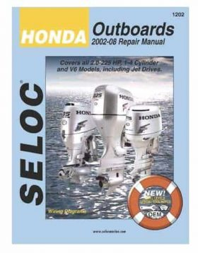 01202 280x358 - Sierra Service Manual Honda 2-250Hp 1-6 Cy ,Jet Dr
