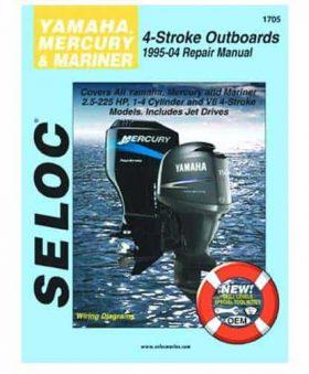 01705 280x339 - Sierra Repair Manual Yamaha/Mercury/Mariner 4 Str 95-04