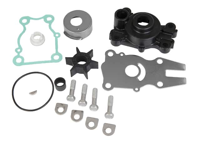 Yamaha Water Pump Kit with Housing 40, 50, C40, F40, F50, F60, P40, T50