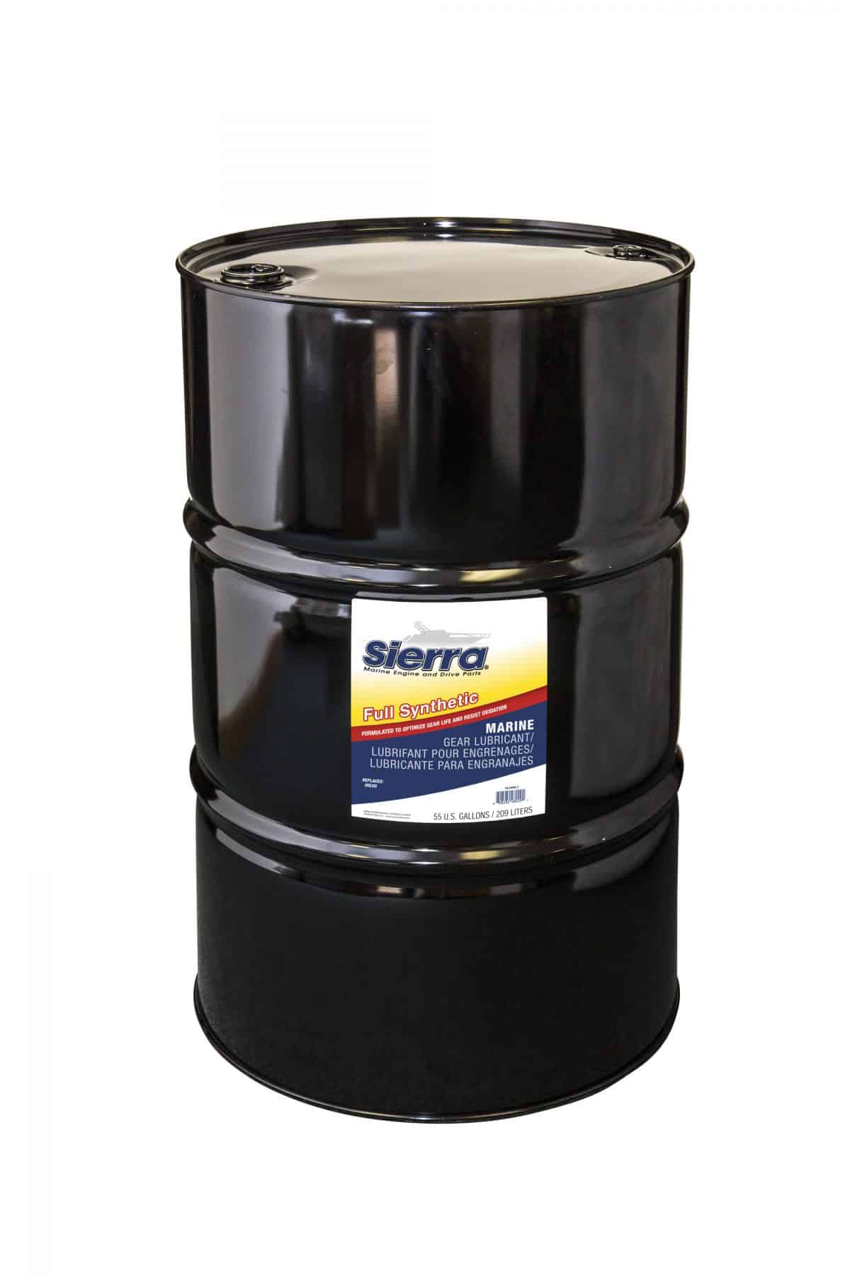 Oil Gear Lube Synthetic 205L (55Gal)