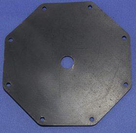 430358 Lewmar EVO Self-Tailing Winch 50ST Chrome Bronze