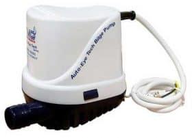 TMC Auto Eye Series Fully Automatic Bilge Pump 1500 GPH 12 VOLT PN 23199