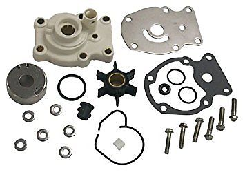 Sierra Water Pump Repair Kit with housing S18-3382 Evinrude Johnson OMC 393630