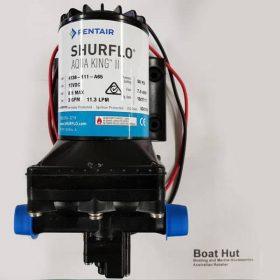 New Shurflo Aqua King II 12 V Freshwater Pump 3 GPM 55psi  4138-111-A65 OEM
