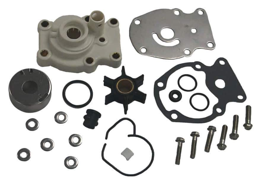 Sierra Water Pump Repair Kit with housing S18-3382 Evinrude Johnson OMC 393630 1