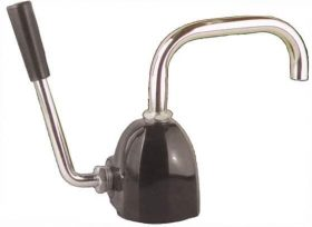 Fynspray Quick Stroke Rocker Pump WS63 White RWB64 Self Priming Galley Pump